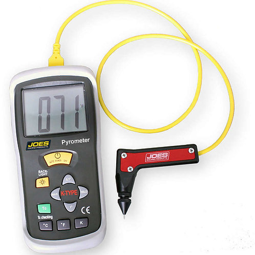 Joes Racing Products Deluxe Racing Pyrometer