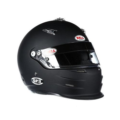 Bell GP3 Sport SA2020 Racing Helmet,Matte Black