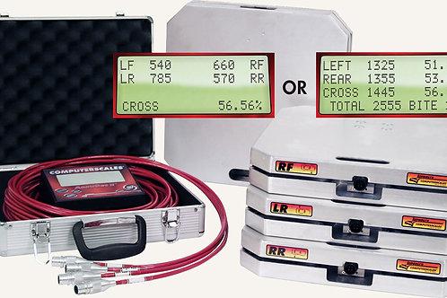 Longacre Computerscales® AccuSet II™ Basic System