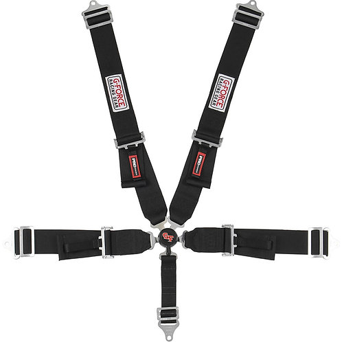 G-Force, 7000, 5 Point Harness, Cam Lock, SFI 16.1