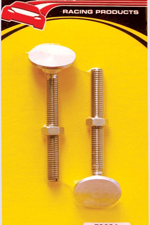"Longacre Replacement Screw-In Swivel Feet - 4"" (Set of 2)"