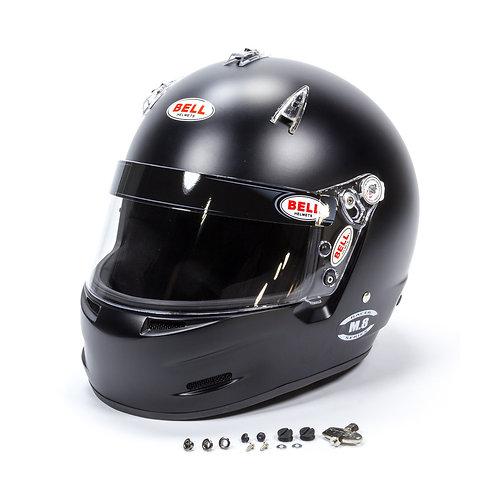 Bell M8 SA2020 Racing Helmet, Black