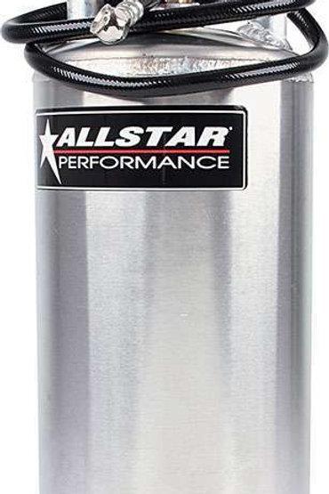 Allstar Performance Aluminum Air Tank 7x24 Vertical 2-3/4 Gallon