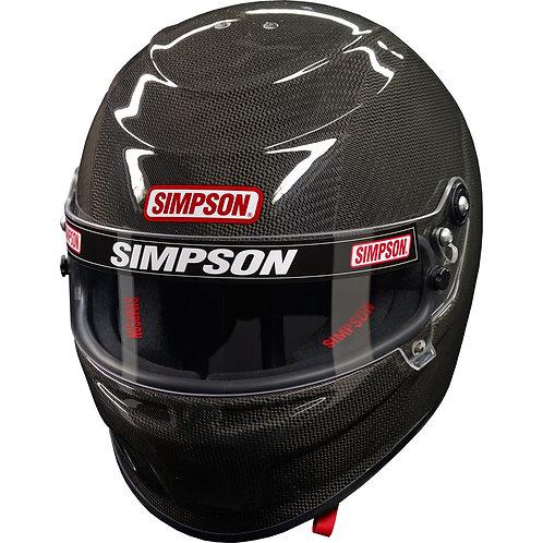 Simpson Venator Carbon SA2020 Racing Helmet