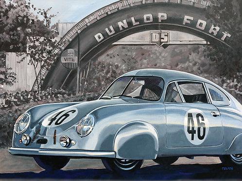Pour Aller Vite - Porsche 1951 LeMans Winner