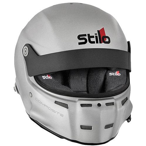 Stilo ST5 GT SA2020 Racing Helmet, Composite, Silver