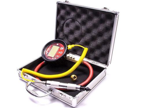 Longacre Temperature Compensated Digital Tire Pressure, 0-100psi,0.1lb increment