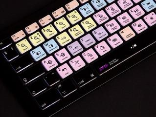 Protools Editors Backlit Keyboard - REVIEW