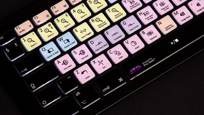 Protools Editors Backlit Keyboard - REVIEW