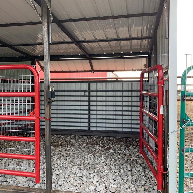 Sheep Goat Shelter