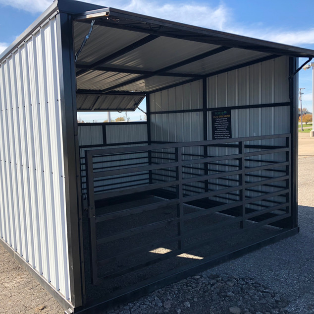 12 x 12 Perfect Storm Shelter