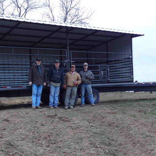 Happy Customerr 12 x 36 Shelter
