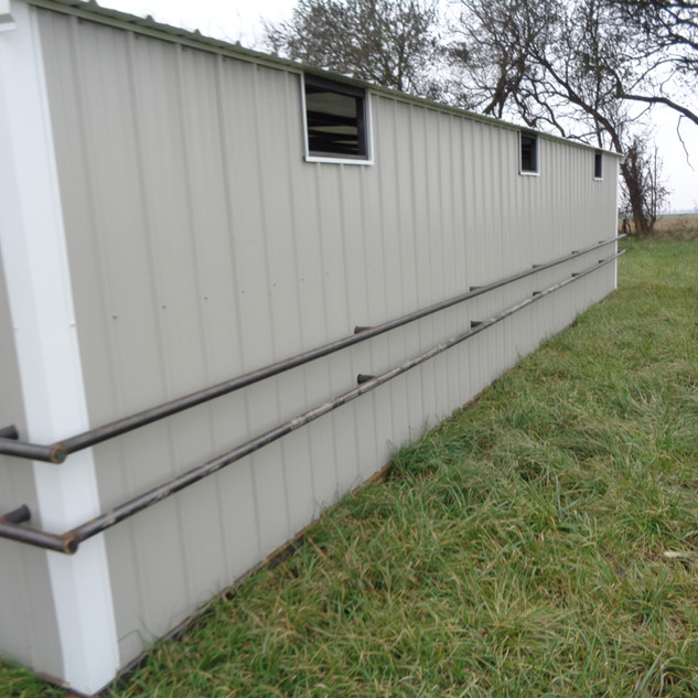 12 x 36 Steel Pipe Protection