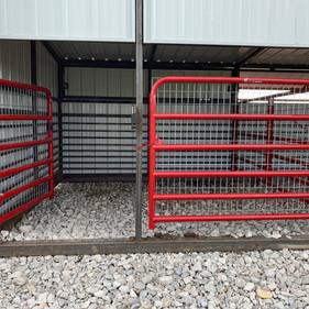 Sheep Goat Shelter Gates