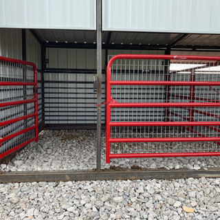 Sheep Goat Shelter Gates
