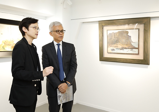 Dr. Louis Ng, Museum Director, Hong Kong