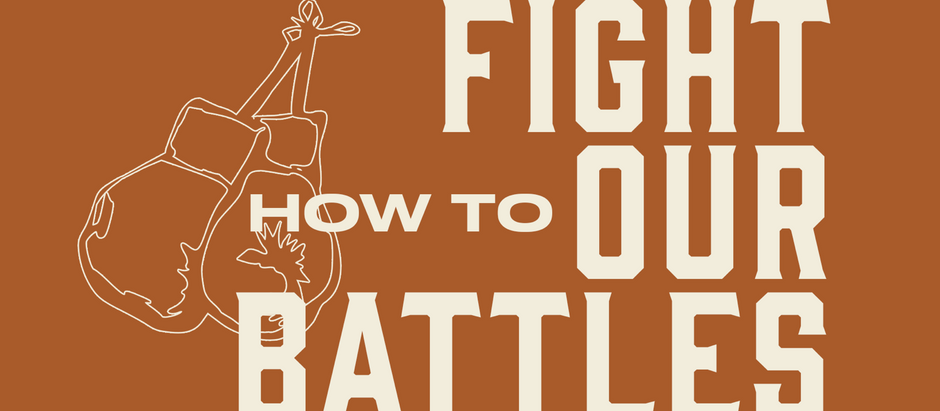 How To Fight Your Battles