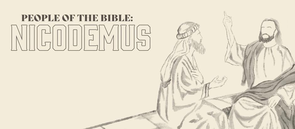 People of the Bible: Nicodemus