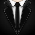 image of a black tuxido for special envents taxi cabs