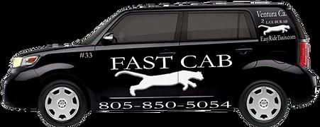 Fast Cab Taxi Service In Ventura Califor