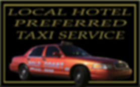 image a taxicab working in ventura ca.