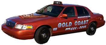 Image of a 2011 Ford Crown Victoria used as a taxicab