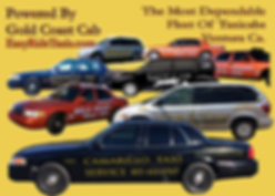 Image of taxi service in ventura.