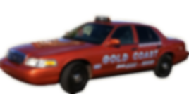 image of gold coast cab taxi car