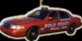 image of gold coast cab taxi car