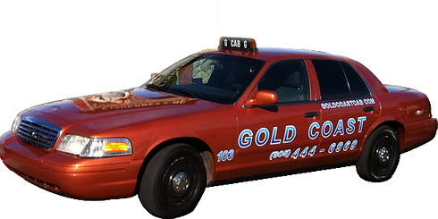 I am Gold Coast Cab Taxi Cab Service for the Ventura County Area I am a Image of a taxicab
