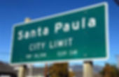 image of Street Signs in Santa Paula Image