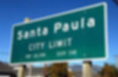 image of Street Signs in Santa Paula Image