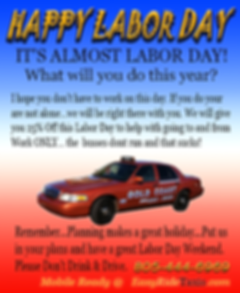 image of our Labor Day Discounts