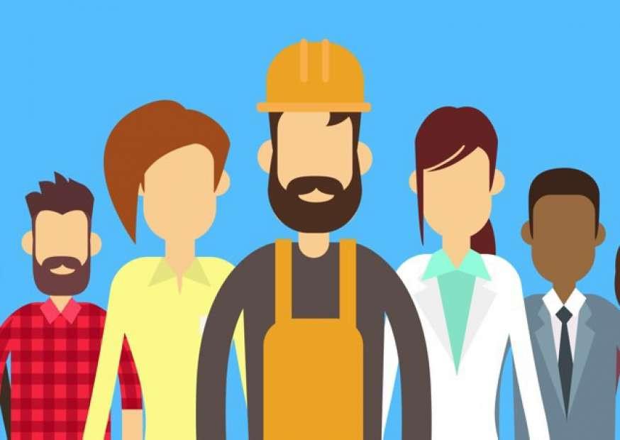 classificação de trabalhadores