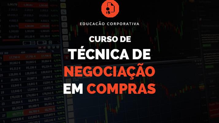 Curso de Técnica de Negociação em Compras