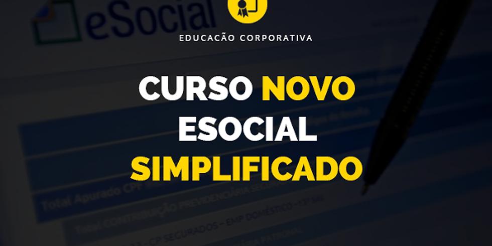Curso Novo eSocial Simplificado