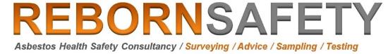 reborn safety asbestos health safety consultancy in Birmingham