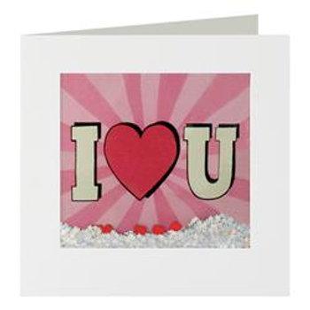 Shakies 'I love you'