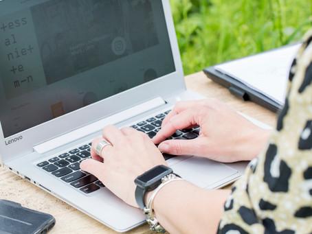 Vijf tips voor het schrijven van webteksten