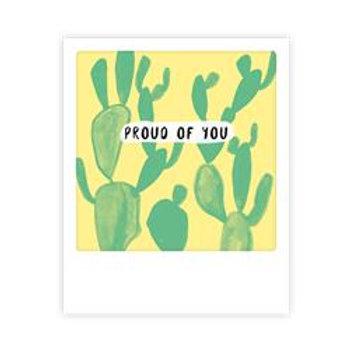 Pickmotion Mini Picks 'Proud of you'