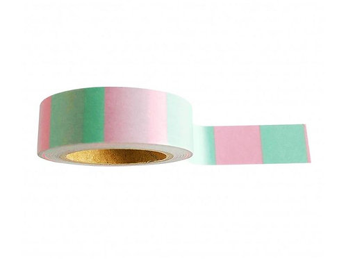 Masking tape Pink   Mint