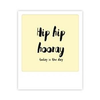 Pickmotion Mini Picks 'Hip Hip Hooray'