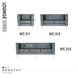 KURSI LOUNGE DOROTHY SFC 211 - SFC 212 - SFC 213