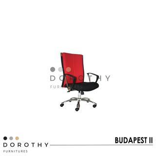 KURSI MANAGER DOROTHY BUDAPEST II