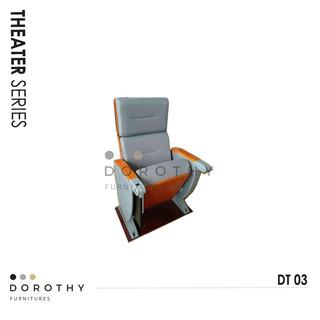 KURSI AUDITORIUM / BIOSKOP DOROTHY DT 03