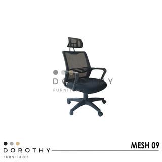 KURSI DIREKTUR DOROTHY MESH 09