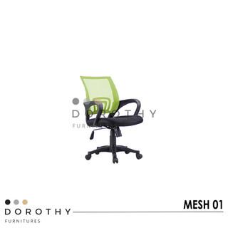 KURSI MANAGER DOROTHYMESH 01
