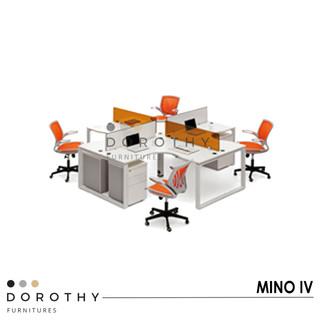 MEJA WORKSTATION DOROTHY MINO IV