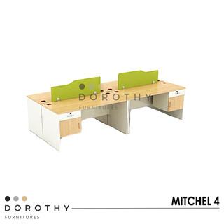 MEJA WORKSTATION DOROTHY MITCHEL 4