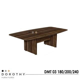 MEJA RAPAT DOROTHY DMT 03